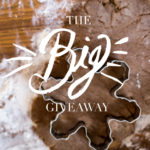 The Big Giveaway! CLOSED