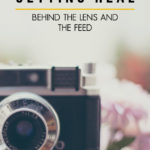 Getting Real: Behind the Lens and the Feed