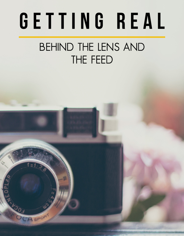 getting real behind the lens