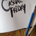 Casual Friday   Vol. 10
