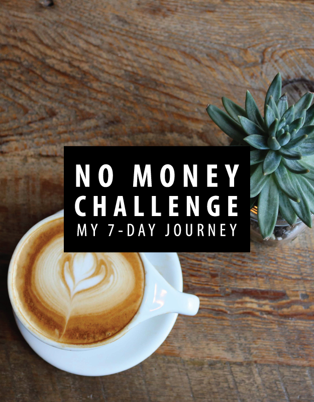 no money challenge