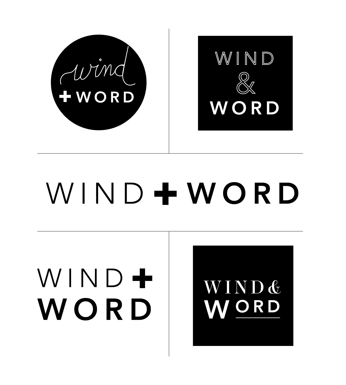 portfolio wind and word identiy