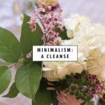 Minimalism: A Cleanse