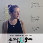 Behind the Brand: Why did I choose Glisten and Grace?