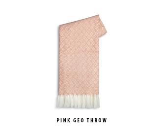 pink-geo-throw