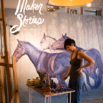 Maker Stories: Suzie Burgess Art