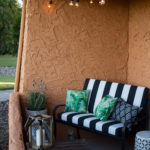 Before + After: Outdoor Patio
