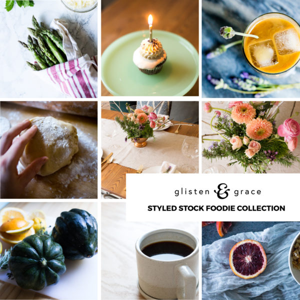 Styled Stock Foodie Collection