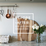 Before + After: The $95 Kitchen Makeover