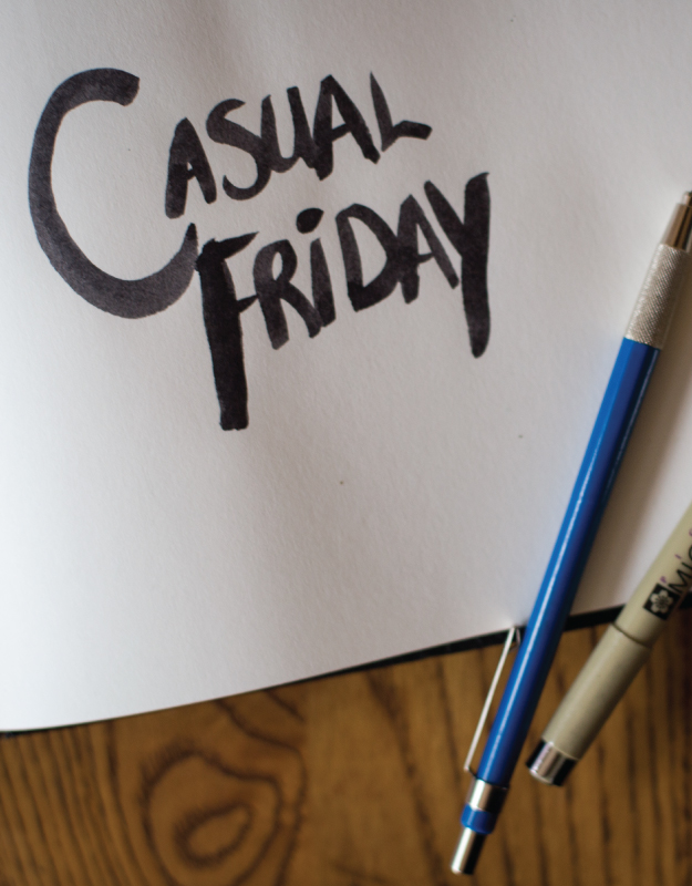 Casual Friday Vol 7
