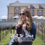 What's In My Bag: Spring in Napa Valley