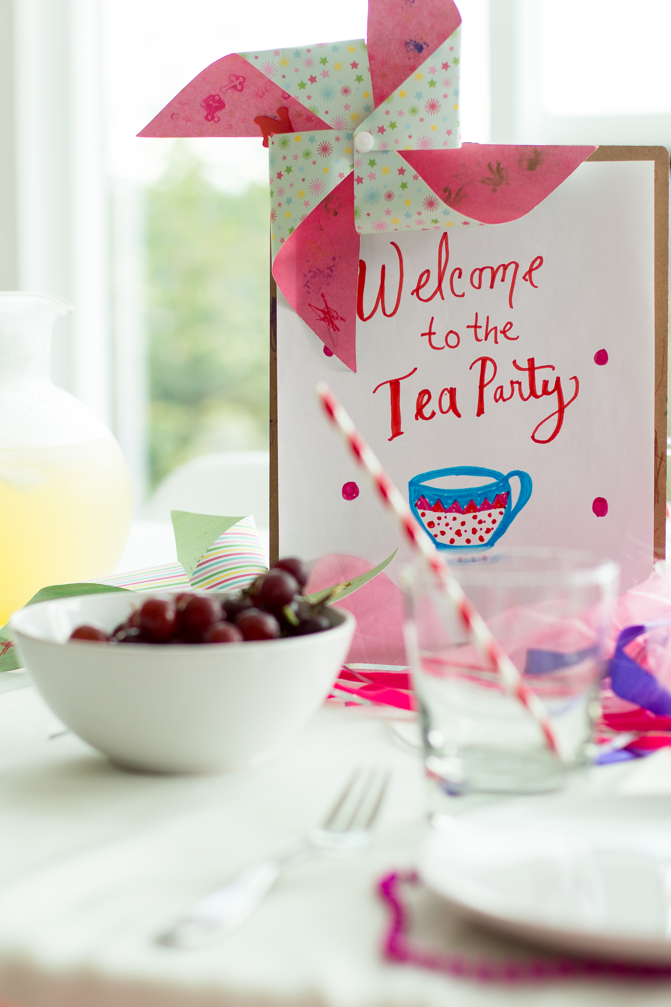 tea party with littles featured