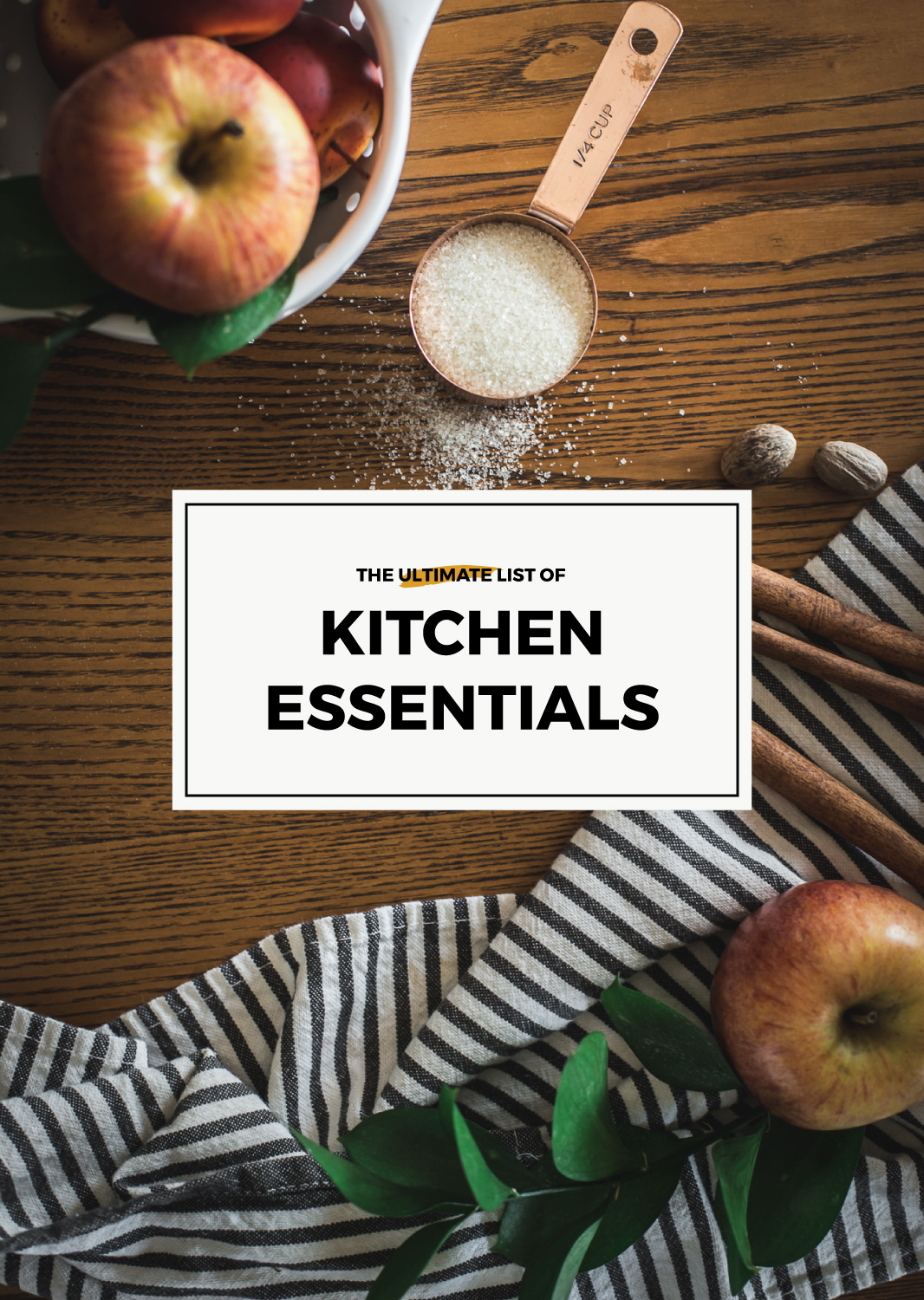 ultimate-list-of-kitchen-essentials