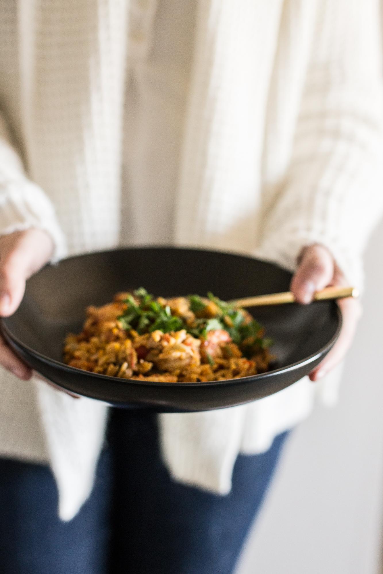 classic paella