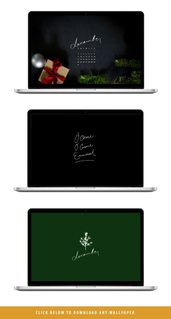 December-desktops