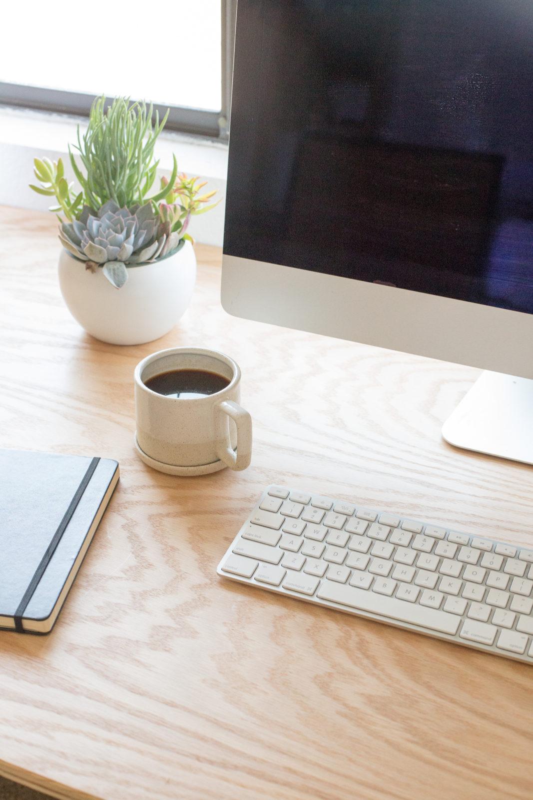 minimalism and blogging