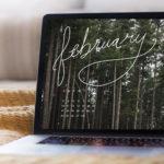 February Digital Downloads