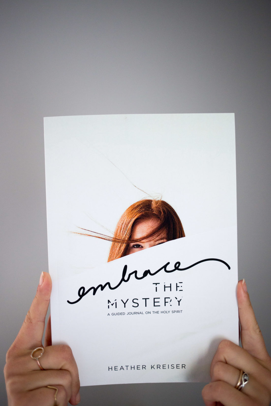embrace the mystery launch day
